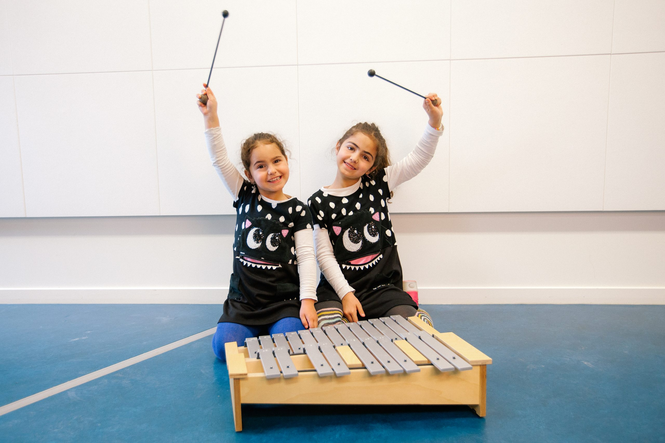 Gratis Workshop Muziekspeeltuin