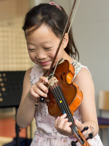 Start Kennismakingslessen Muziek